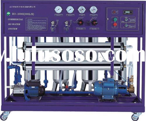 300L/H Reverse Osmosis Drinking Water Treatment Equipment