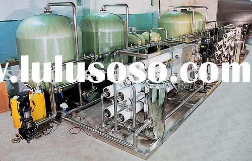 30 Ton Reverse Osmosis Drinking Water treatment Equipment Co.,Ltd.