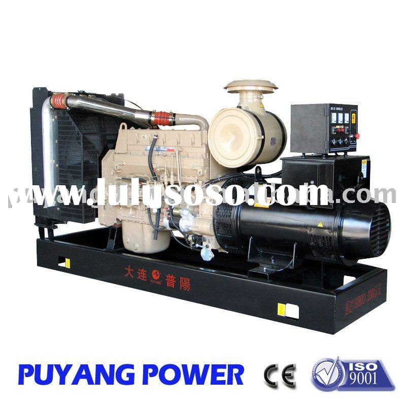 400kW Cummins ATS diesel generator sets (OEM Service Offered)