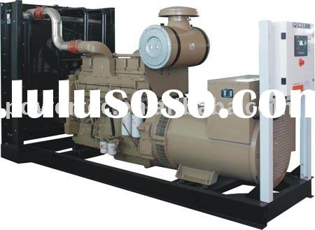 500KW Cummins diesel generator sets(OEM Service Offered)