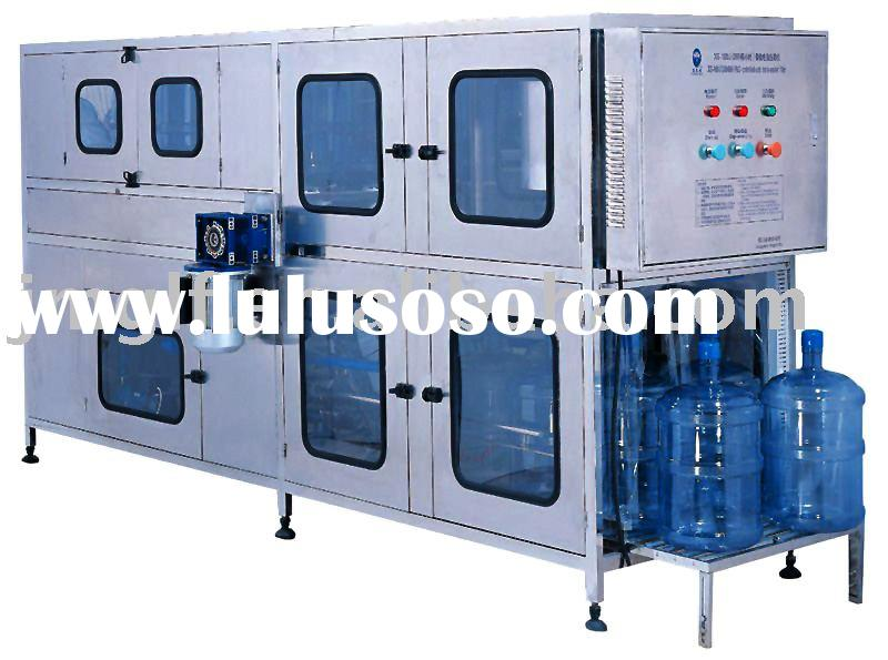 5 Gallon mineral Water washing filling capping machine/ equipment /