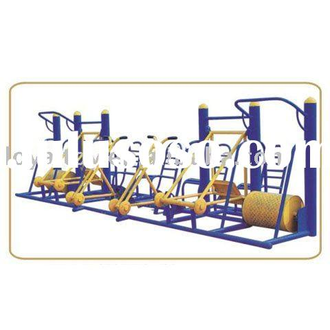 Anti-rust fitness equipment part