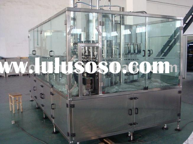Automatic bottling equipment/ bottled water production