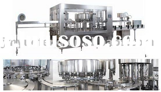 Automatic water bottling machine/Monoblock drinking water filling machine