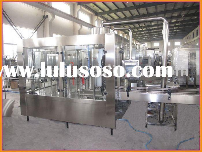 Bottle Water Filling Equipment