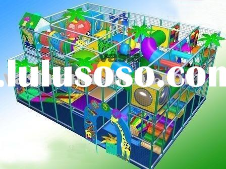 Children soft playground equipment,indoor soft playground