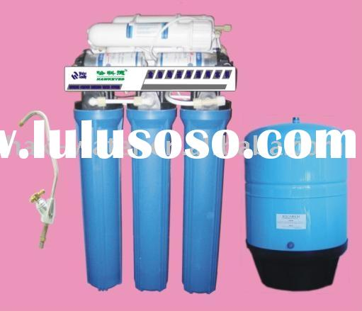 """Commercial Under Sink RO Water Filter with 20""""Filter Cartridge Housing"""