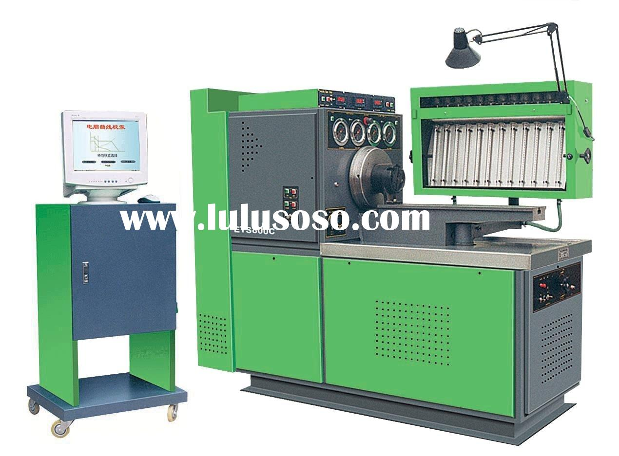 Diesel Fuel Injection Pump Test Benches, Common Rail Test Bench