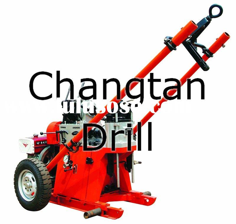 GY100 Portable Water Well Drilling  Rig