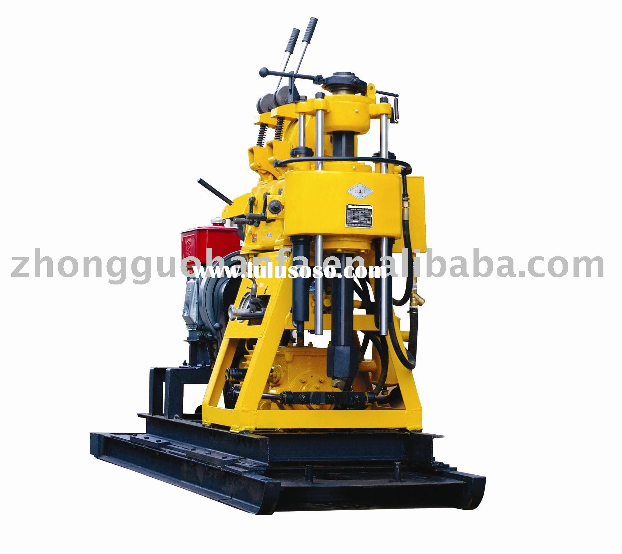 HF150 small type water well drilling equipment