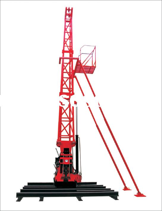 HGY-1500T Boring Drilling Machine