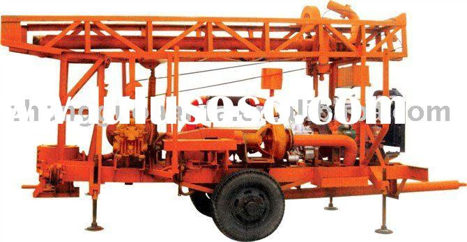 HOT !!!  in Africa HF180 Medium type water well drilling equipment