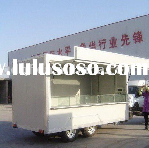 Hotdog Fast Food Catering Trailer