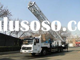 ISO trailer  water well drilling equipment