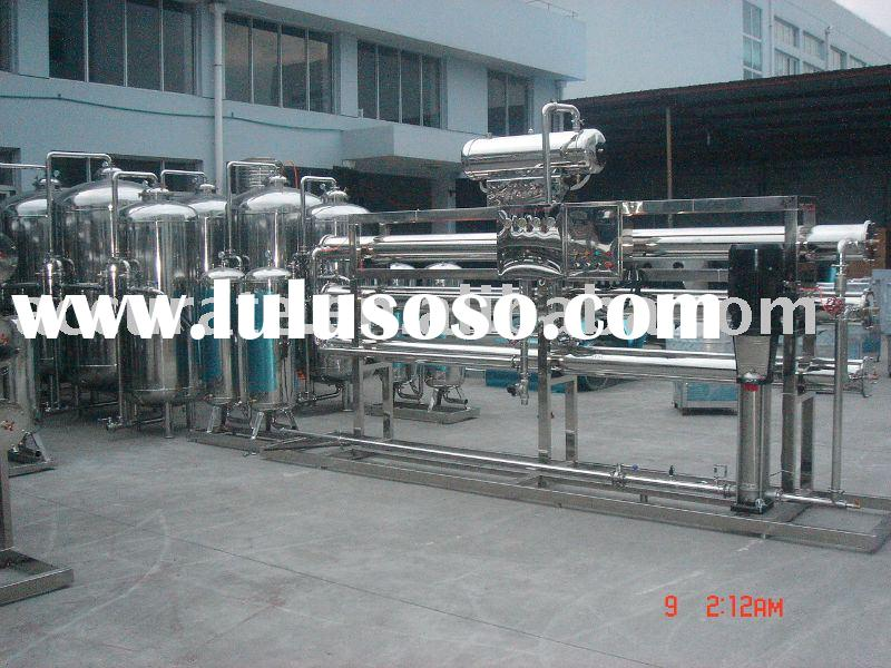 Industrial RO system (Purified water for drinking equipment)