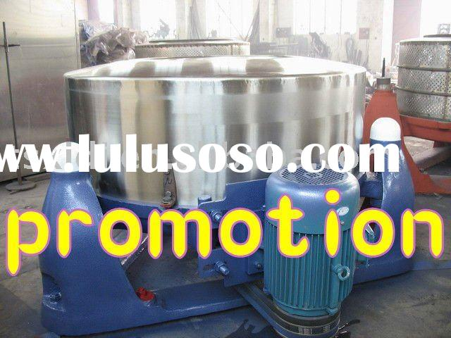 Industrial water extraction machinery