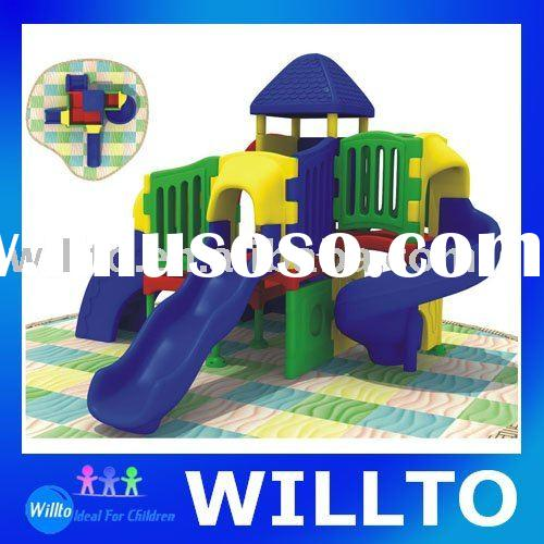 Kids Play School Equipment All Plastic Series WT-150C
