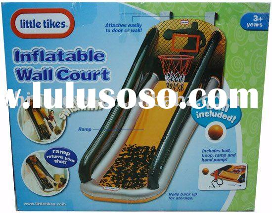 Little Tikes Inflatable wall court/Inflatable toys