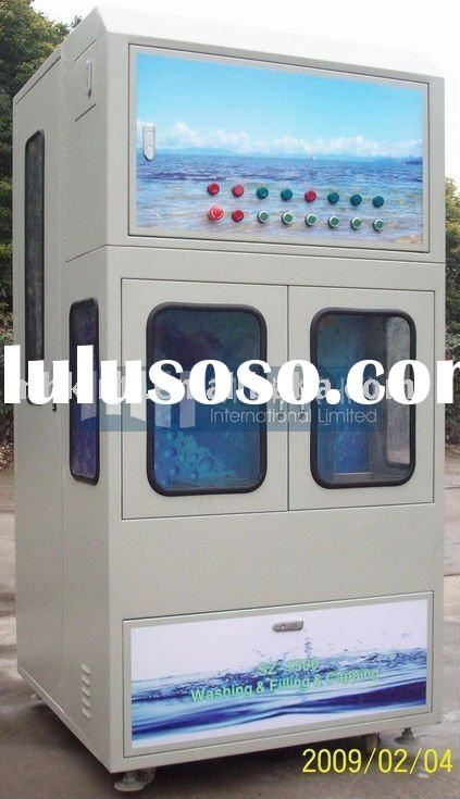 MT-ROF-1500-CPT water treatment equipment with Filling Capping