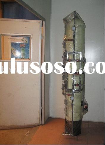 Mix-bed exchanger-water ion exchanger equipment