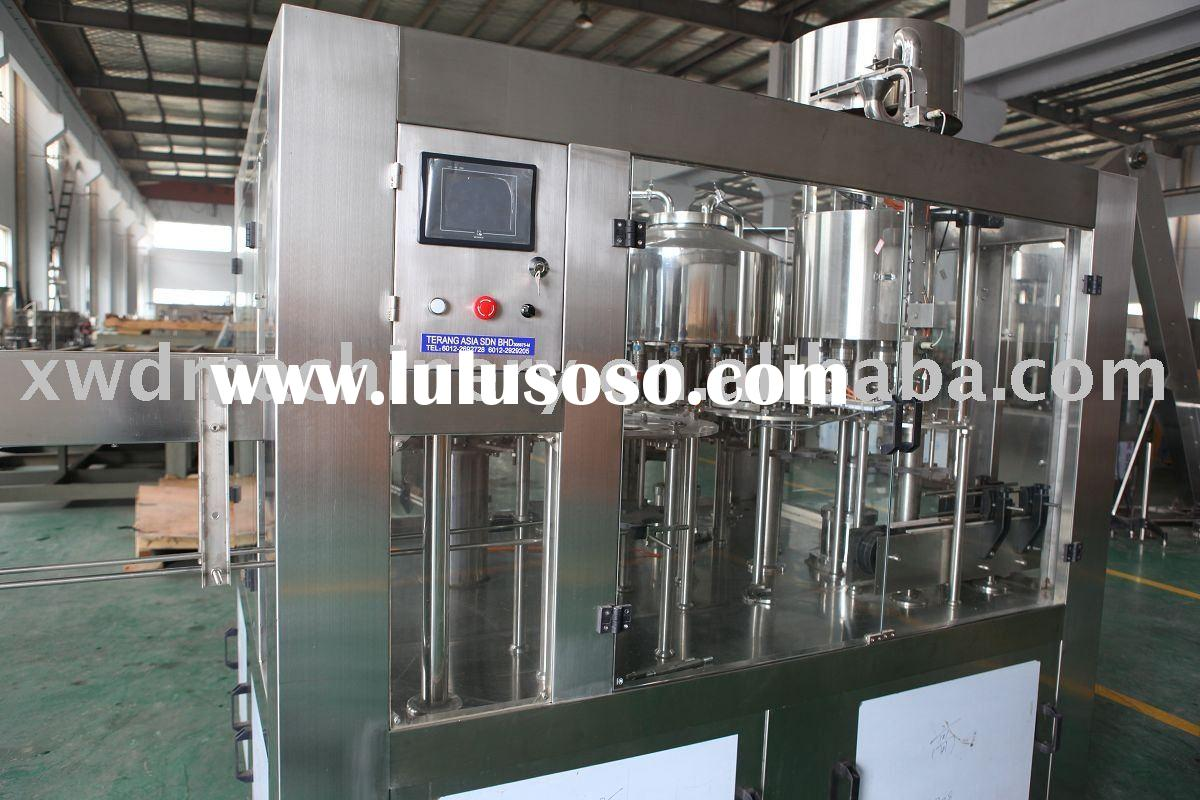 Pet Bottled Water Filling Equipment