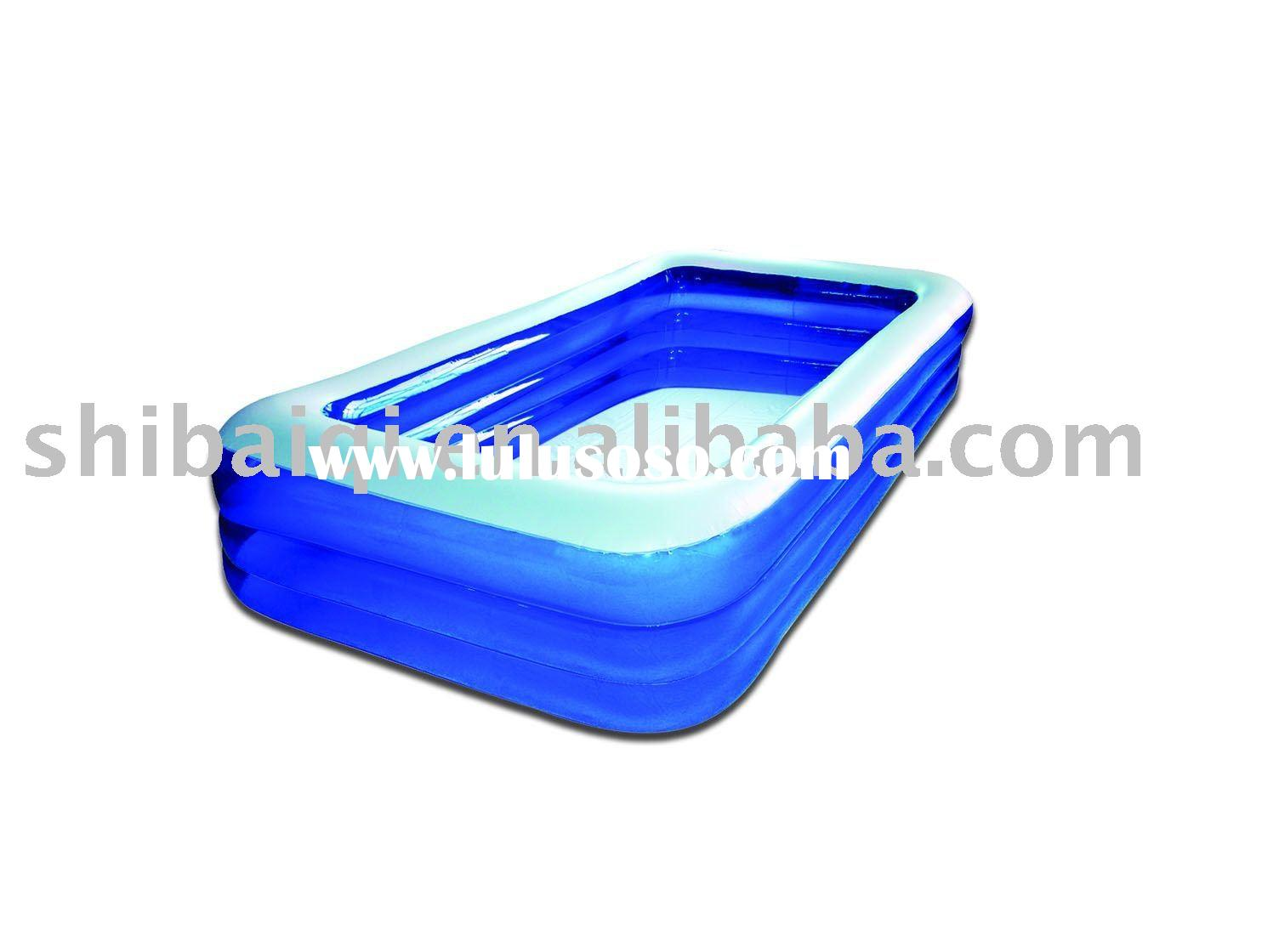 Plastic Outdoor Water Pool