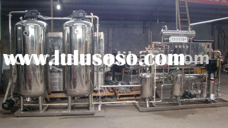 Purified Drinking Water Plant
