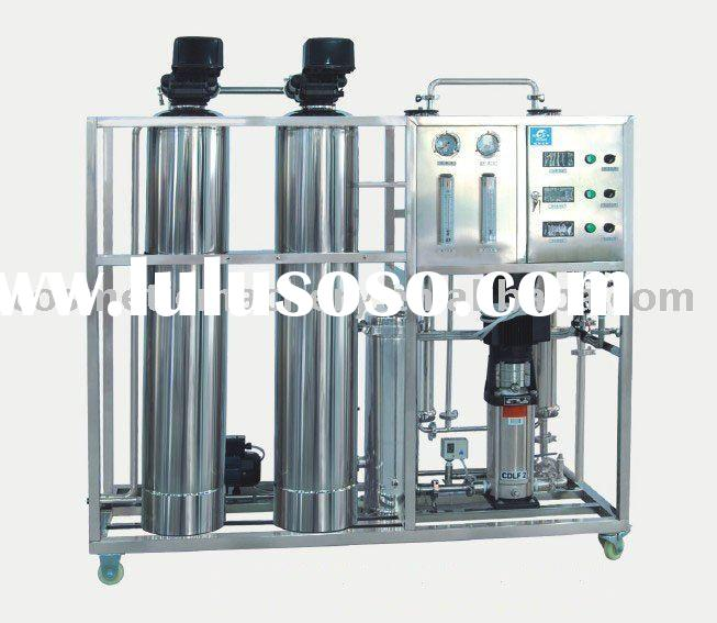 RO-Reverse Osmosis pure water treatment equipment