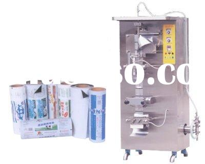 Sachet Water Filling Machine / Liquid packing Machine SJY-1000