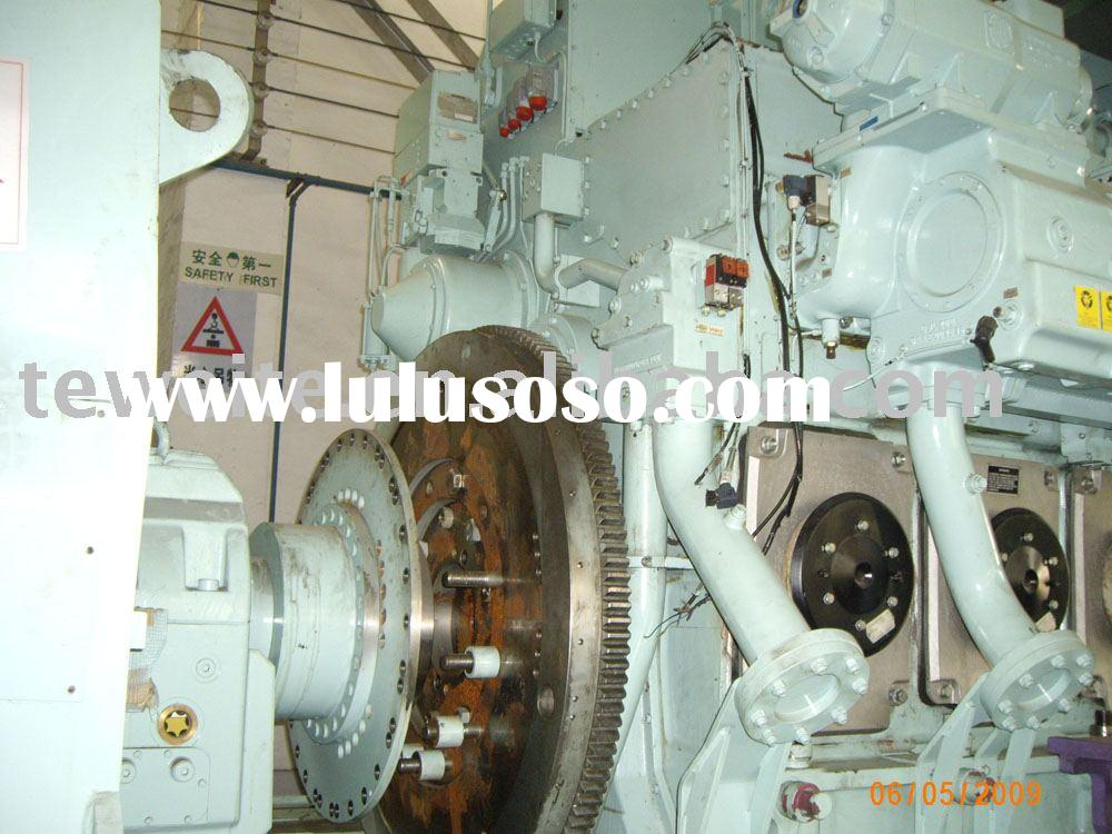 Second hand Wartsila 6L32 HFO generators