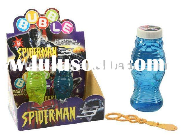 Spider Man Bubble Water