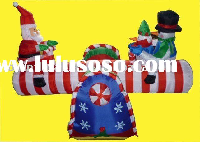 Top  christmas inflatables