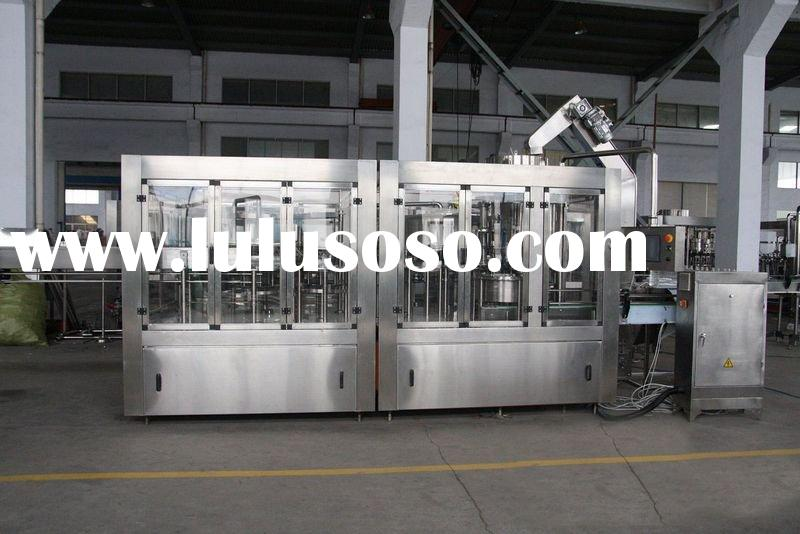 Water bottling machinery/line/equipment
