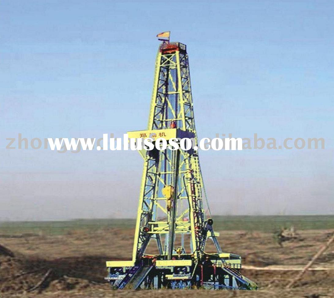 Workover Water Well Drilling Rig Equipment