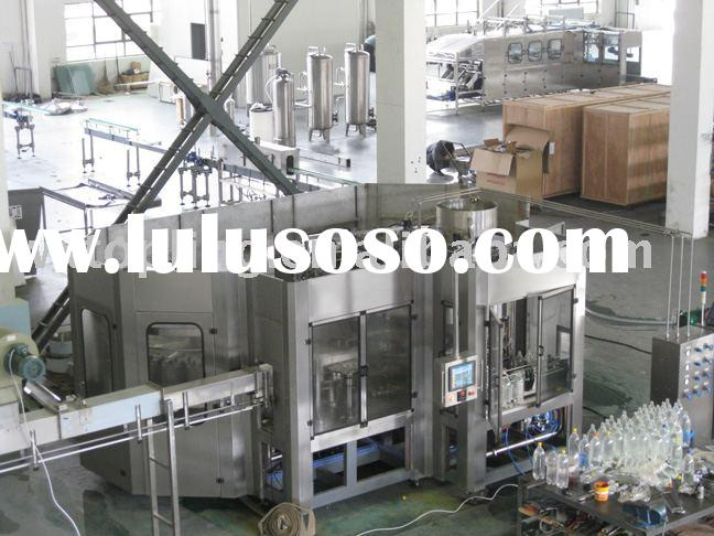 auto bottling equipment/22000BPH/PET bottle/ mineral water/ pure water