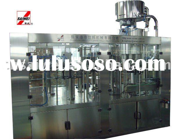 bottle water filling equipment/machine