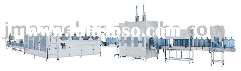 bottle  water filling machine/machinery for 5 gallon