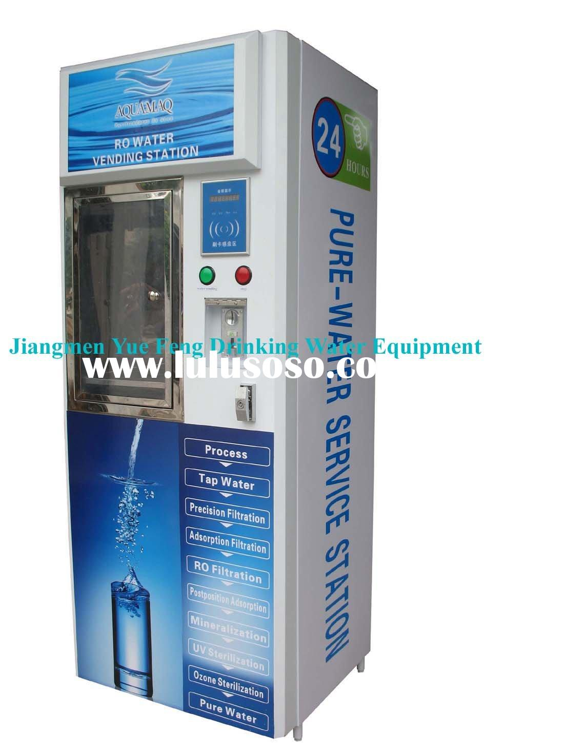 commercial use water vending machine