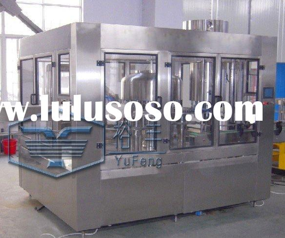 drinking water filling/bottling machine