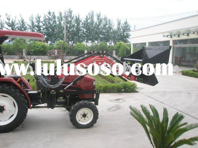 front end loader with 4in1 bucket, tractor front loader TZ03D