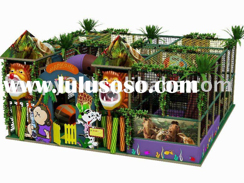 Kids Indoor Play Equipment Indoor Play Park Equipment