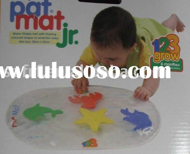 inflatable baby pat mat,inflatable baby play mat,inflatable water mat