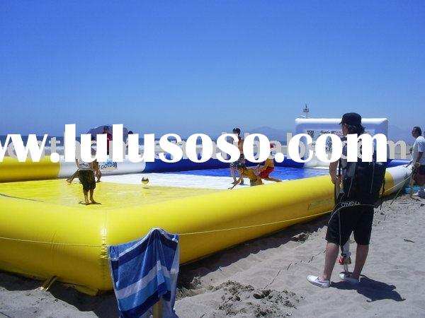 inflatable outdoor water games( toys)