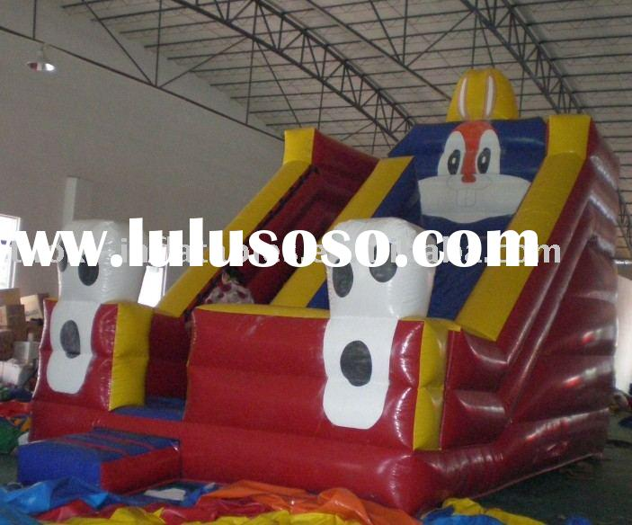 inflatable slides(outdoor play equipments,indoor soft play,outdoor fitness)