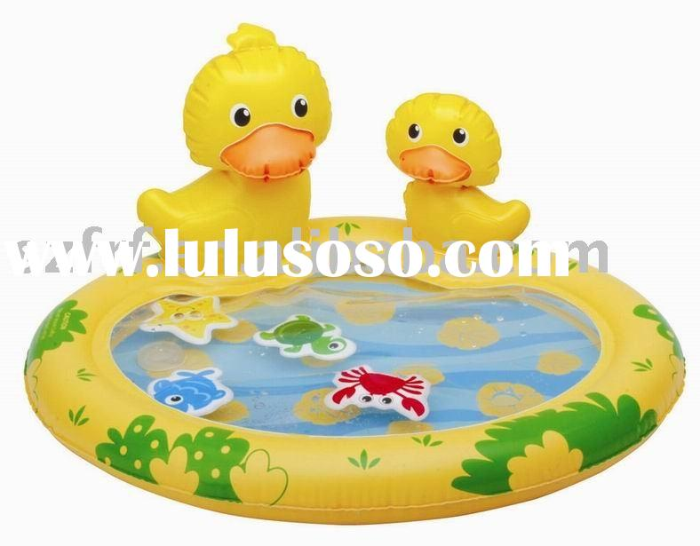 inflatable water play mat,Inflatable baby water paly mat,inflatable baby play mat