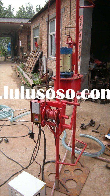 most economic and salable HF150E portable water well drilling equipment