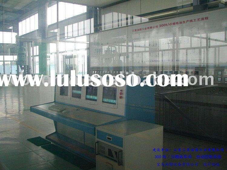 oil and fat solvent extraction and used equipment