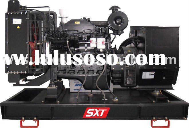 open type Cummins OEM diesel generator set