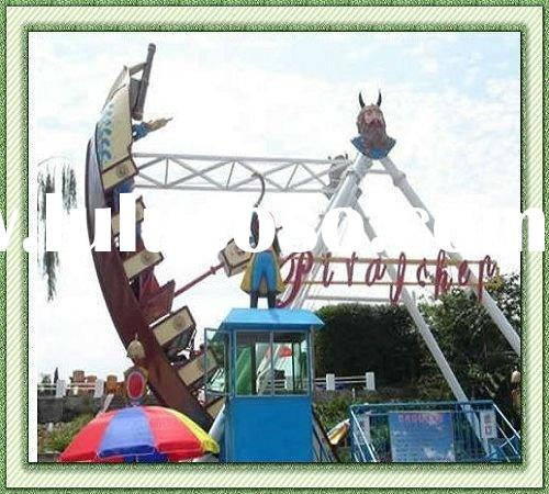 outdoor pirate ship playset