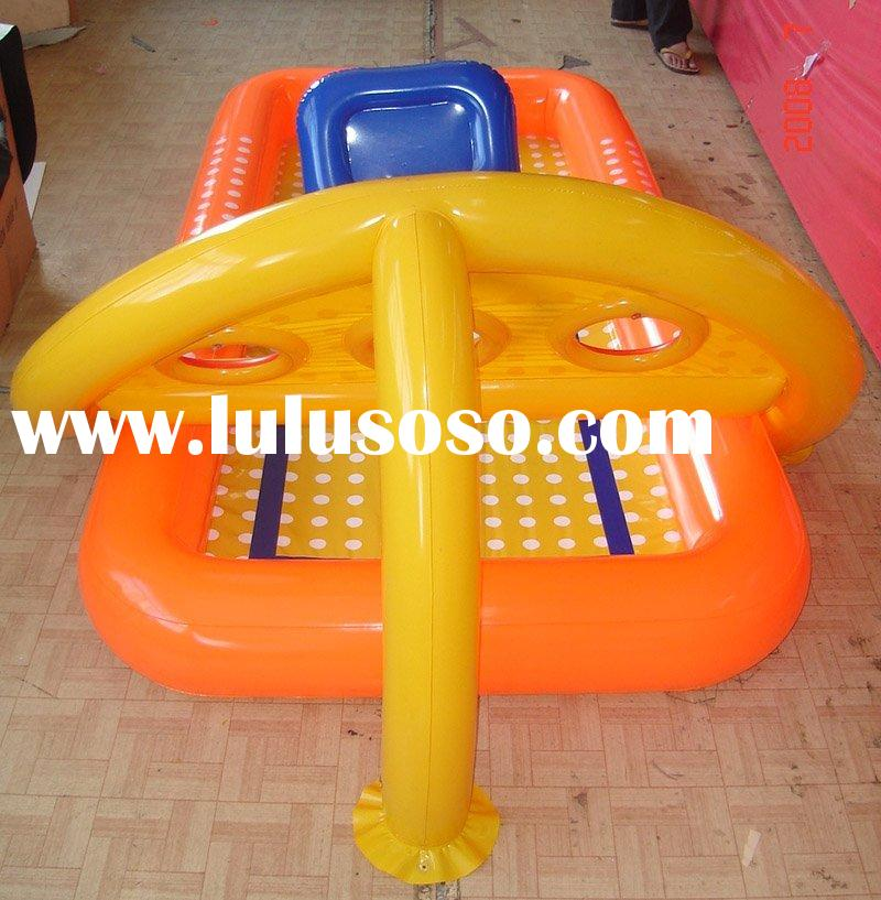 pool games/inflatable games/baby products/playing pool/pvc products